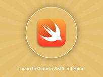 Learn to Code in Swift in 1 Hour! - Product Image
