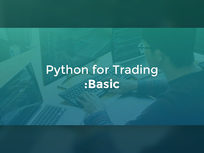 Python for Trading - Product Image