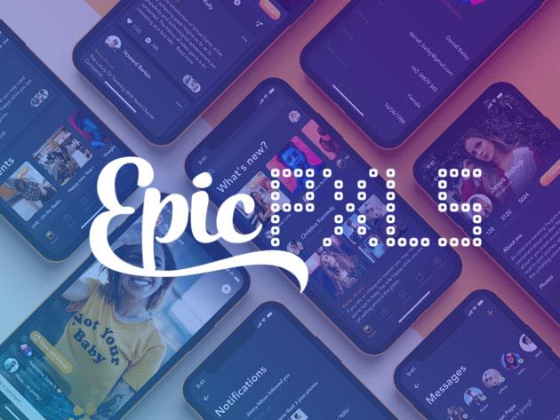 Stack Social Deal for EpicPxls Design Assets Premium Plan: Lifetime subscription