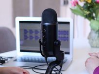 Start Your Own Podcast - Product Image