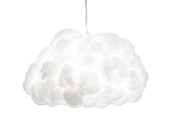 Lampshade Cloud (Medium/Pendant)