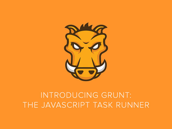 Introducing Grunt: The JavaScript Task Runner - Product Image