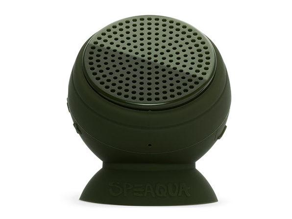 The Barnacle 100% Waterproof Bluetooth Speaker (Kelp)