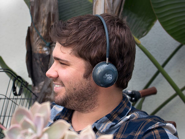 June and May Bluetooth On-Ear Headphones
