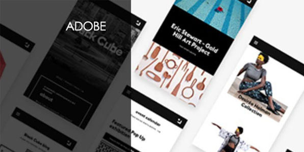 Adobe Behance - Product Image