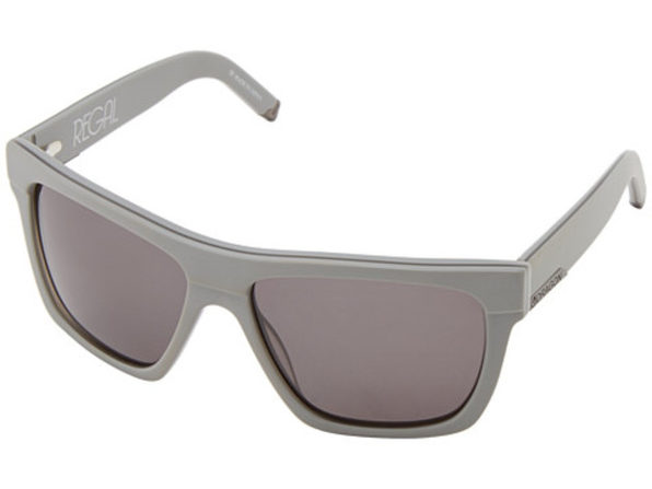 Dragon Regal Sunglasses Grey Matter with Grey - Gray