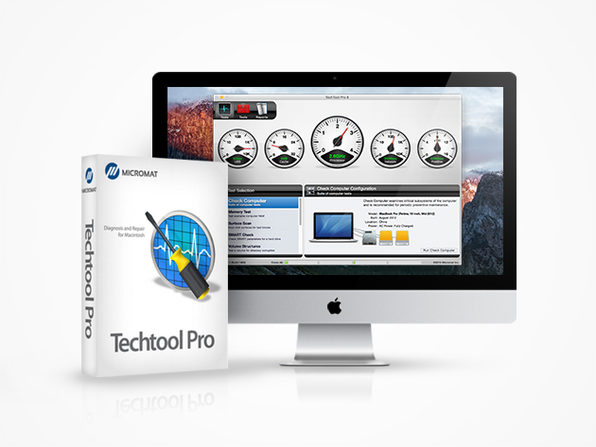 TechTool Pro 9.5 for Mac