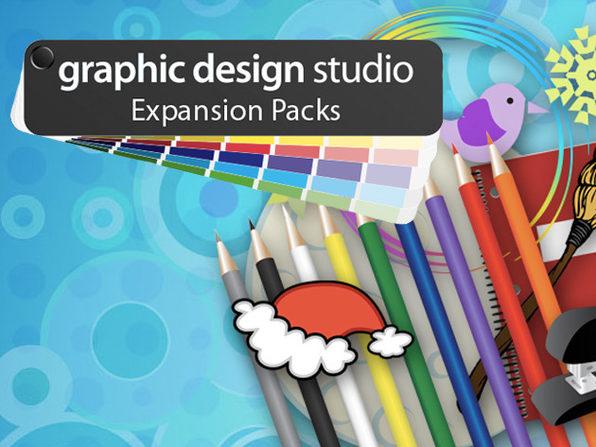 Graphic Design Studio: Expansion Pack Bundle - Product Image