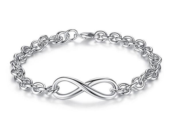 Infinity Multi-Link Bracelet