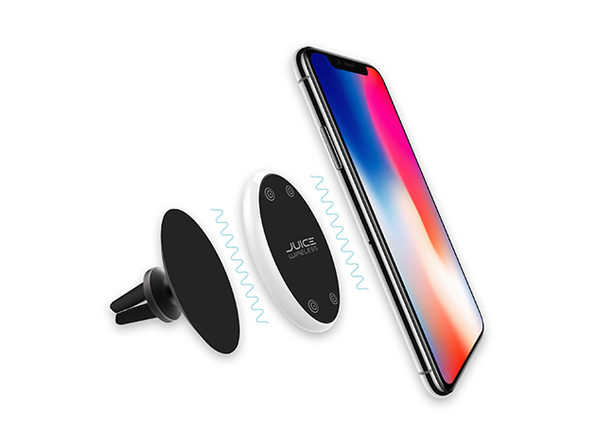 Tech2 Juice Wireless 2-in-1 Charging Pad