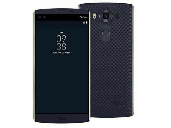 LG V10 Smartphone 64GB - Black (Refurbished: T-Mobile Unlocked)