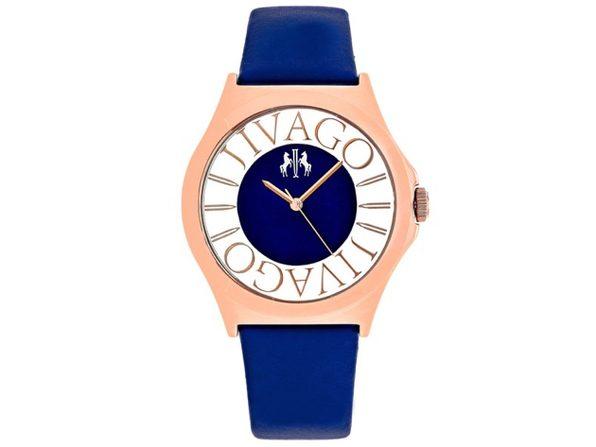 Jivago Women's Fun Blue Dial Watch - JV8435