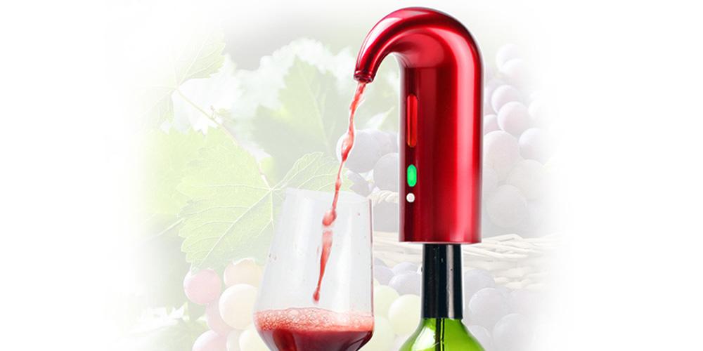 Wine On Tap: Wine Oxygenator