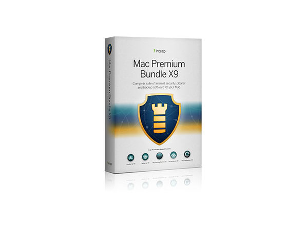 Intego Mac Premium Bundle X9: 3-Yr Subscription