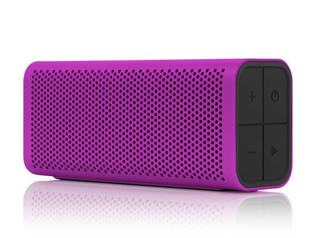 Braven 705 Bluetooth Speaker (Purple) for $42  $42.00