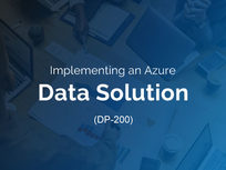 Implementing an Azure Data Solution (DP-200) Practice Exams - Product Image