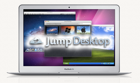 Remotely Access Your Computer w/ Jump Desktop | StackSocial