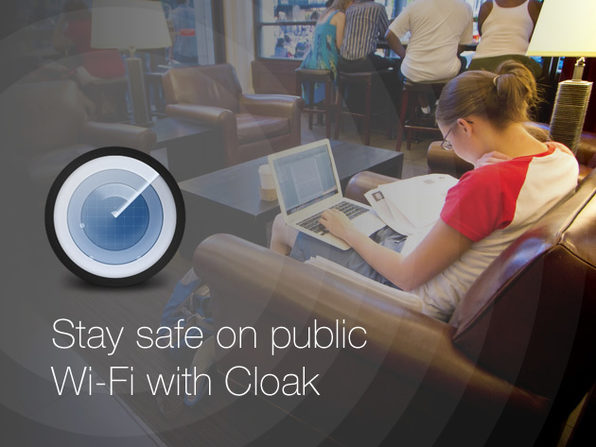 Stay Safe On Public Wi-Fi With Cloak | Cult of Mac Deals