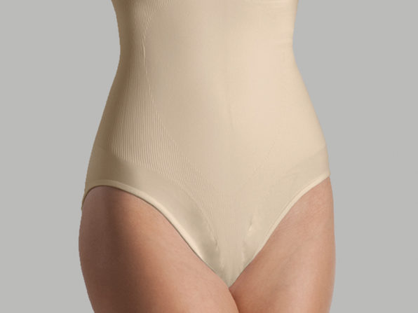 Body Slimming Corrective Belt Brief in Nude (S/M)