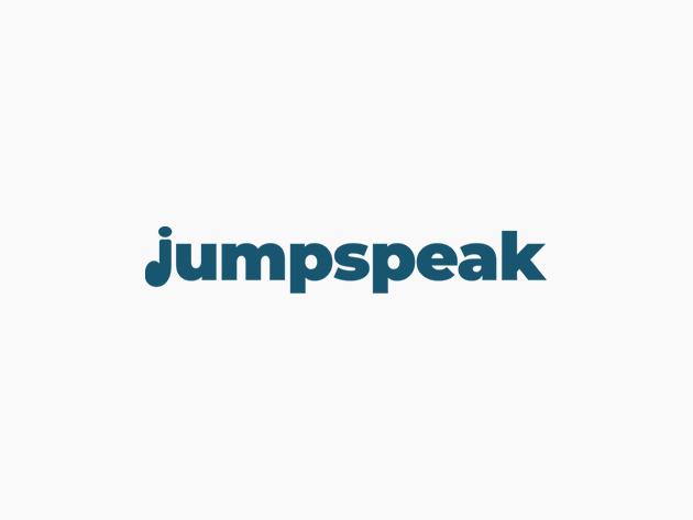 Jumpspeak Language App: Lifetime Subscription (Spanish)