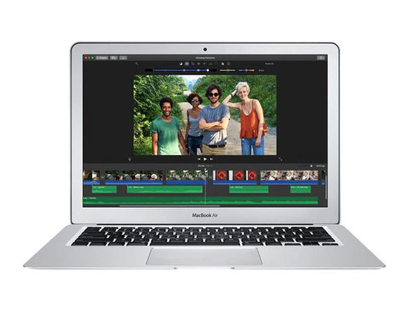 "Apple Macbook Air 11.6"" Core I5 (Certified Refurbished)"