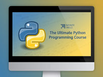 Ultimate Python Programming Course - Product Image
