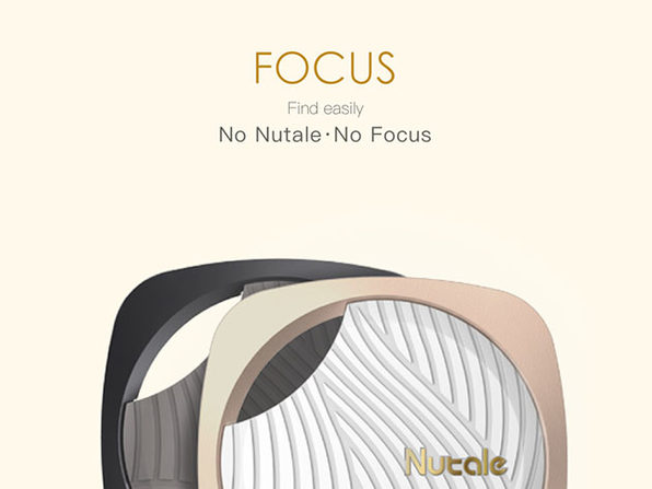 Nutale Focus: Smart Item Tracker