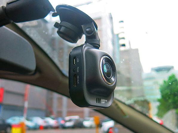 GoSafe 535 1296p Super Wide Angle Dash Cam