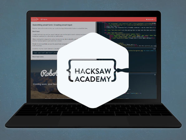 Hacksaw Academy: Lifetime Subscription - Product Image