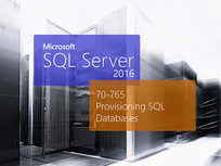 Microsoft 70-765 SQL Server 2016 and Azure - Product Image