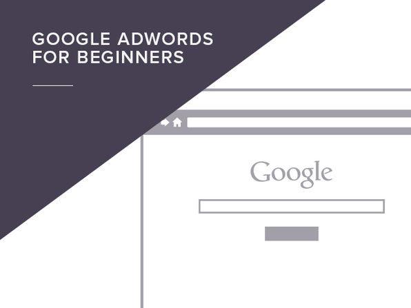 Google AdWords for Beginners - Product Image