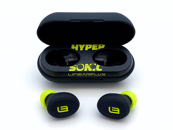 HyperSonic DX Noise Cancelling Earbuds