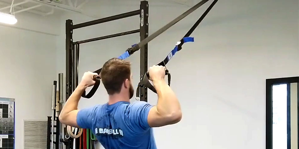 EDGE Suspension Trainer, on sale for $53.99 (64% off)