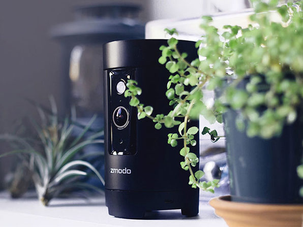 Zmodo Pivot 1080p Wireless All-in-One Security Camera System