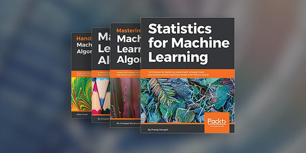 The Machine Learning Mastery eBook Bundle - Product Image