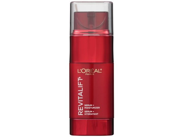 L'Oréal Paris Skincare Revitalift Triple Power Intensive Skin Revitalizer, Face Moisturizer and Serum with Vitamin C and Pro-Xylane for Fine Lines and Wrinkles
