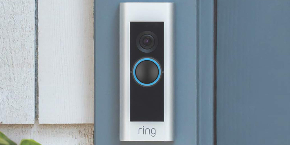 Ring Video Doorbell Pro, on sale for $191.24 when you use coupon code PREZ2021 at checkout
