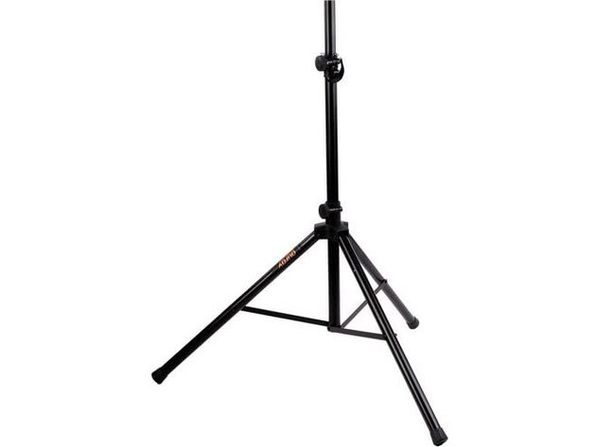 Auray SS-4420 Durable Steel Construction Non Slip Feet Speaker Stand - Black (Used, Damaged Retail Box)