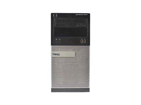 Dell OptiPlex 3010 Tower PC, 3.2GHz Intel i5 Quad Core, 4GB RAM, 120GB SSD, Windows 10 Home 64 bit (Renewed)
