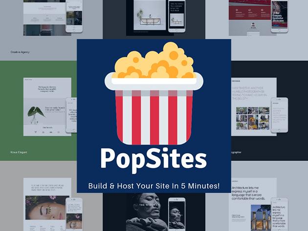 Stack Social Deal for Dragify PopSites Pro: Lifetime Subscription
