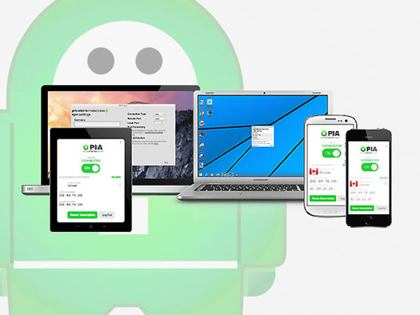 Private Internet Access VPN: 5-Yr Subscription - Product Image