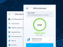 KeepSolid VPN Unlimited: Lifetime Subscription - Product Image