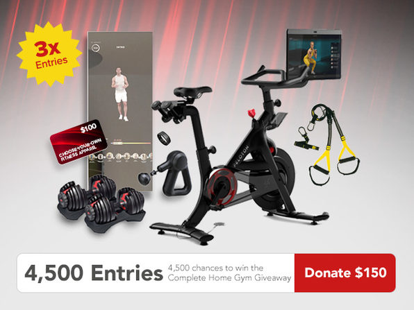 Donate $150 for 4500 Entries - Product Image