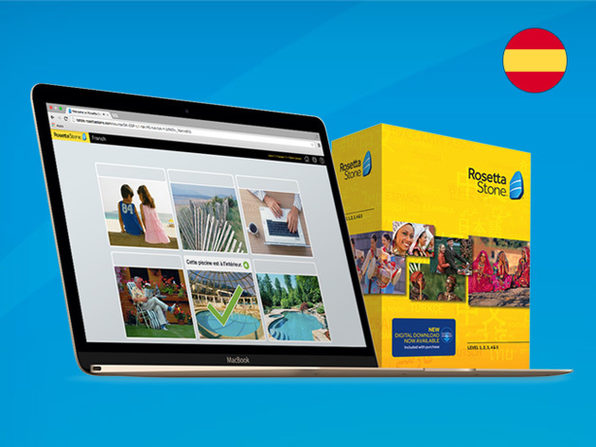 Rosetta Stone® Language Learning (Latin American Spanish