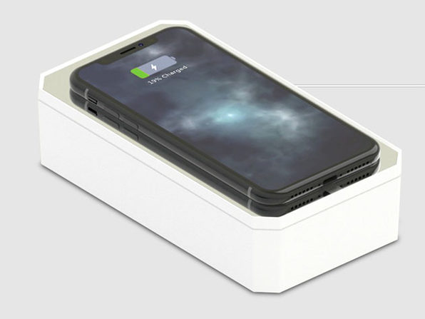 U-Safebox: Premium UV-C Sanitizer & Qi Wireless Charger