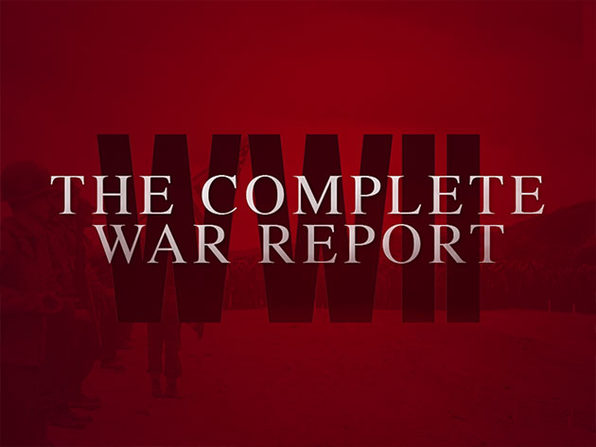 WWII Diaries: The Complete War Report - Product Image