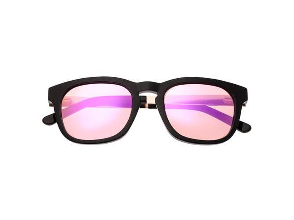 Sixty One Twinbow Sunglasses (Black)