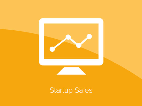 Startup Sales Course - Product Image