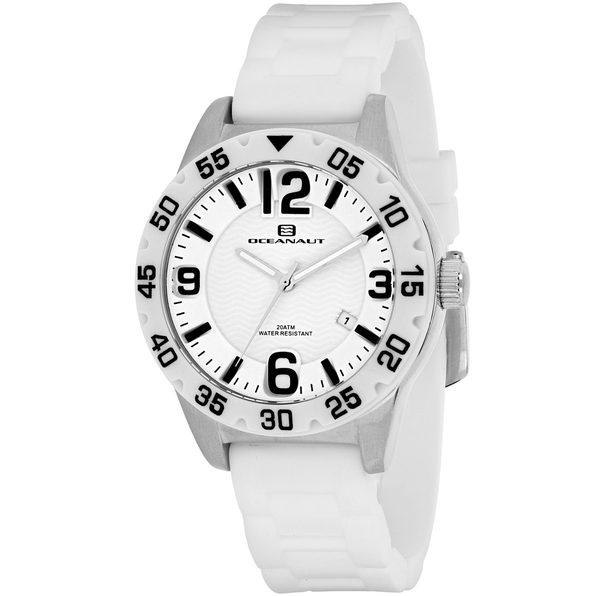 Oceanaut Women's Aqua One White Dial Watch - OC2811