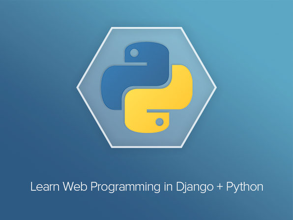 Learn Web Programming in Django & Python  - Product Image